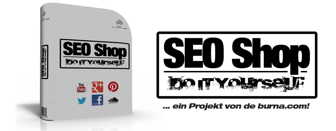SEO SHOP &#8211; Do it yourself &#8211; eCommerce
